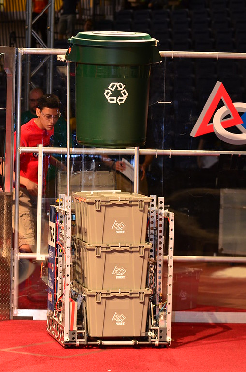 2015 FIRST FRC (Day 1)
