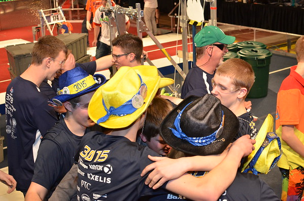2015 FIRST FRC (Day 3)